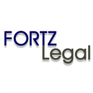 Logo of Fortz Legal Support