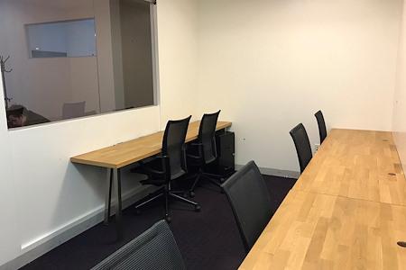 Coalition Space   Flatiron - Team Office with Interior Window