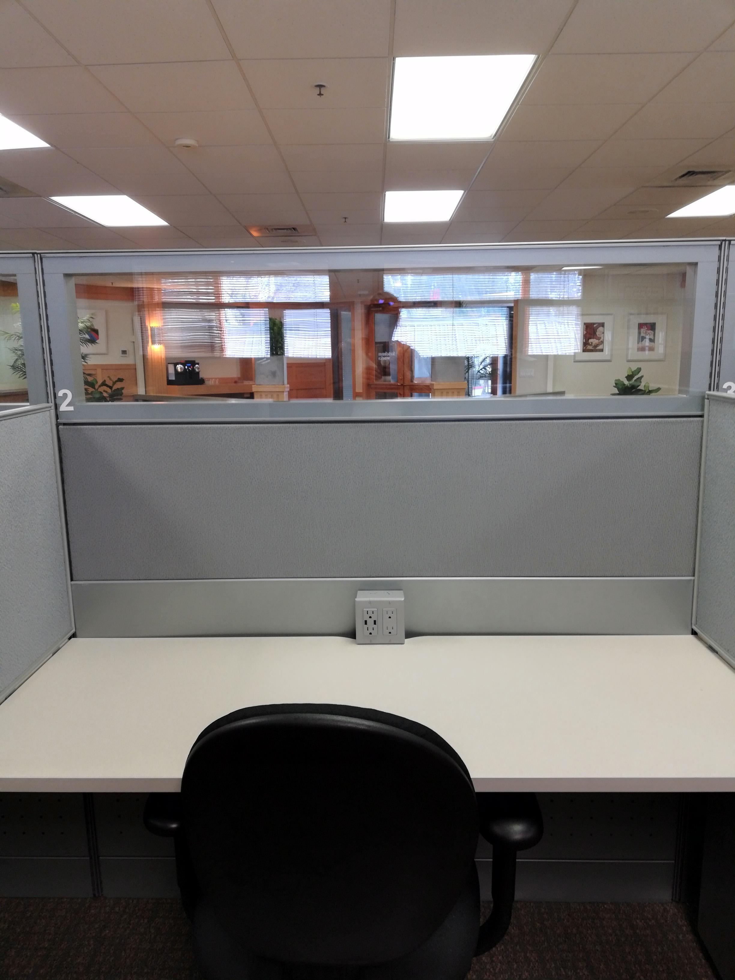 Ketchum Works - Premier Hot Desk 2
