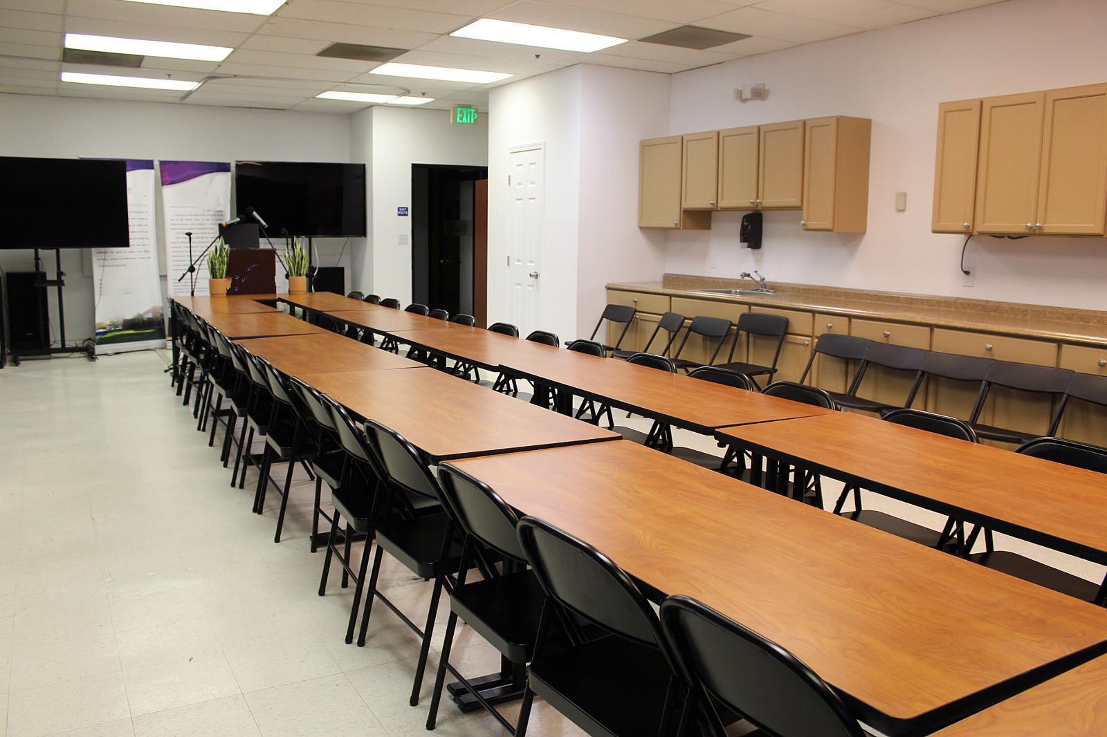 Gospace - Spacious Meeting, Training space