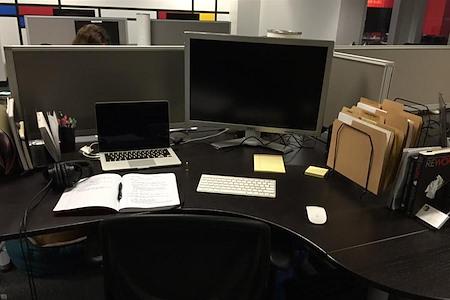 Sandbox Suites - South Park - Dedicated Desk