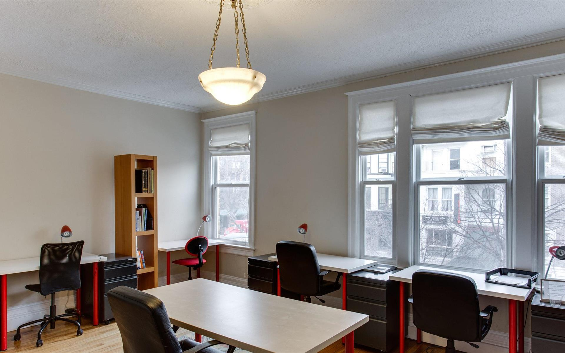 Dupont Circle Business Incubator (DCBI) - DCBI: Co-Working Space