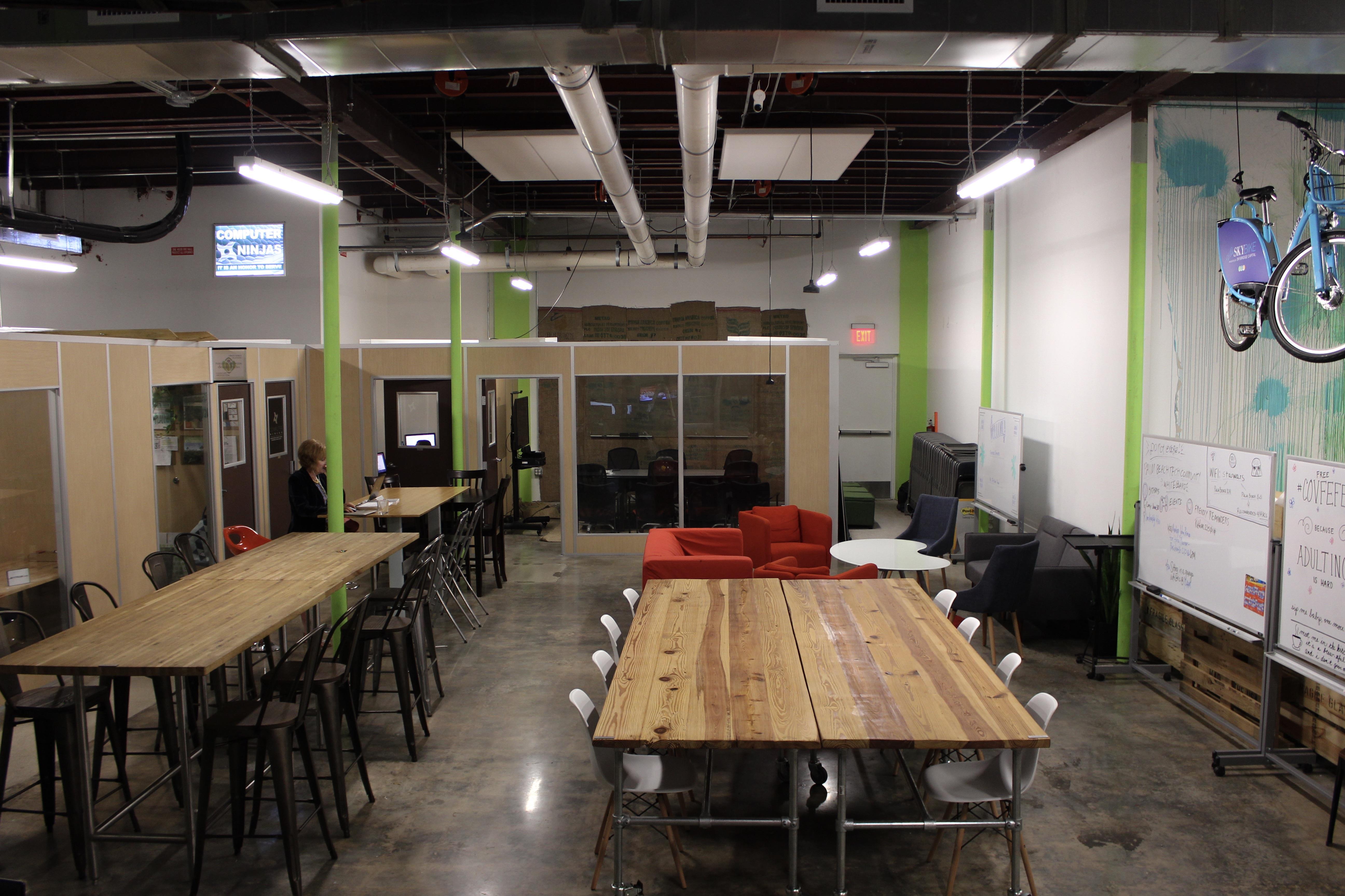 Palm Beach Tech Space - Full Time Membership