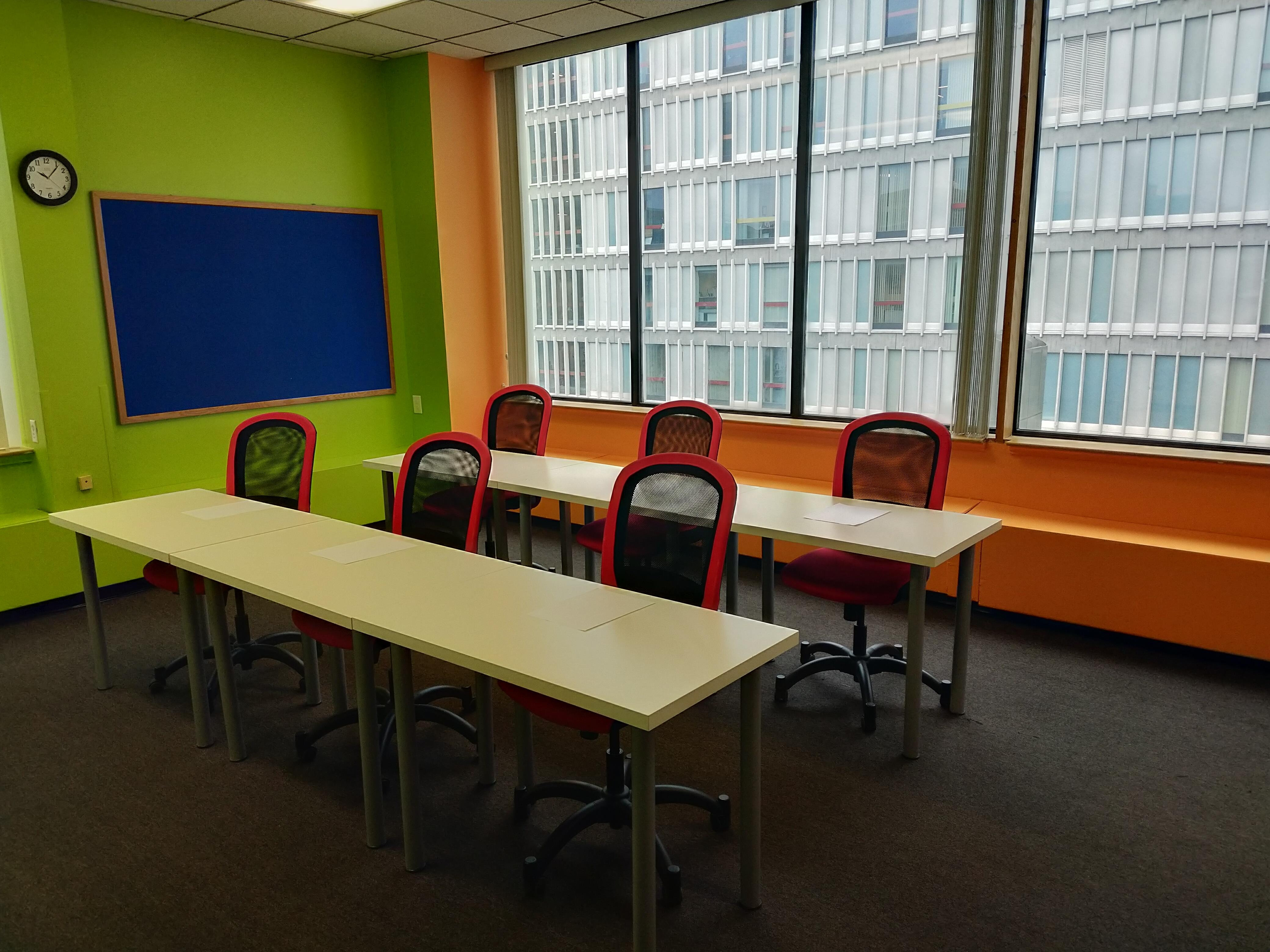 Harvard Square Office Space - Room for 10 - Monthly