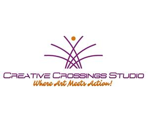 Logo of Creative Crossings Studio