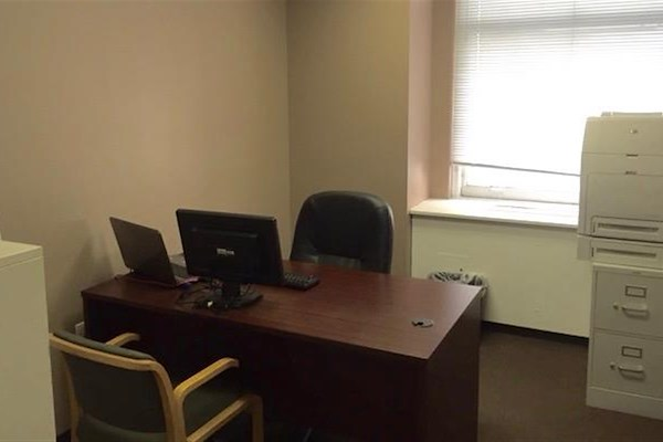 Armstrong Capital NYC - Private Office
