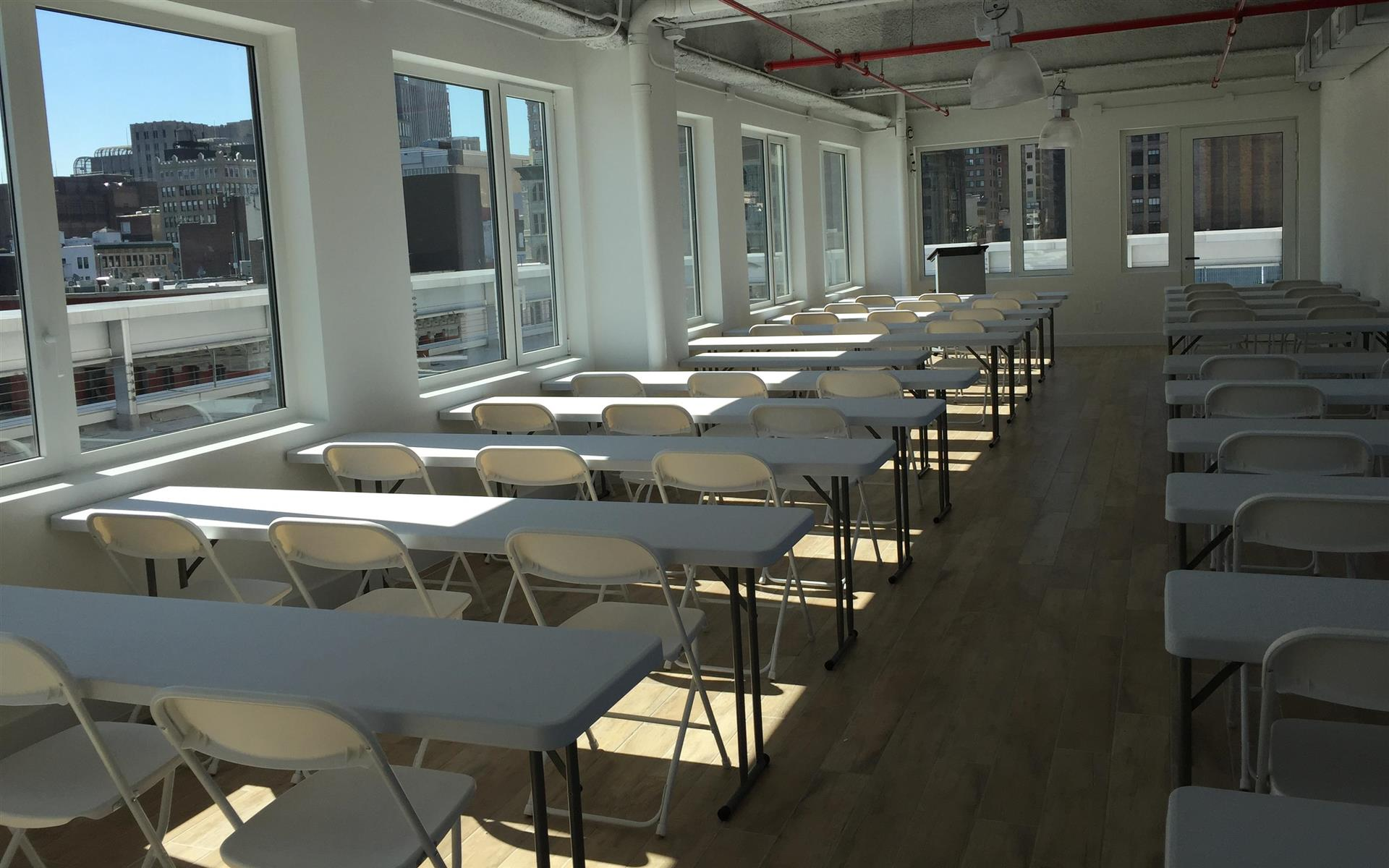 Cubico- Soho - SoHo Studio Loft Workspace Film