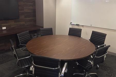 Corporate Suites: 2 Park Avenue - 6 Person Meeting Room