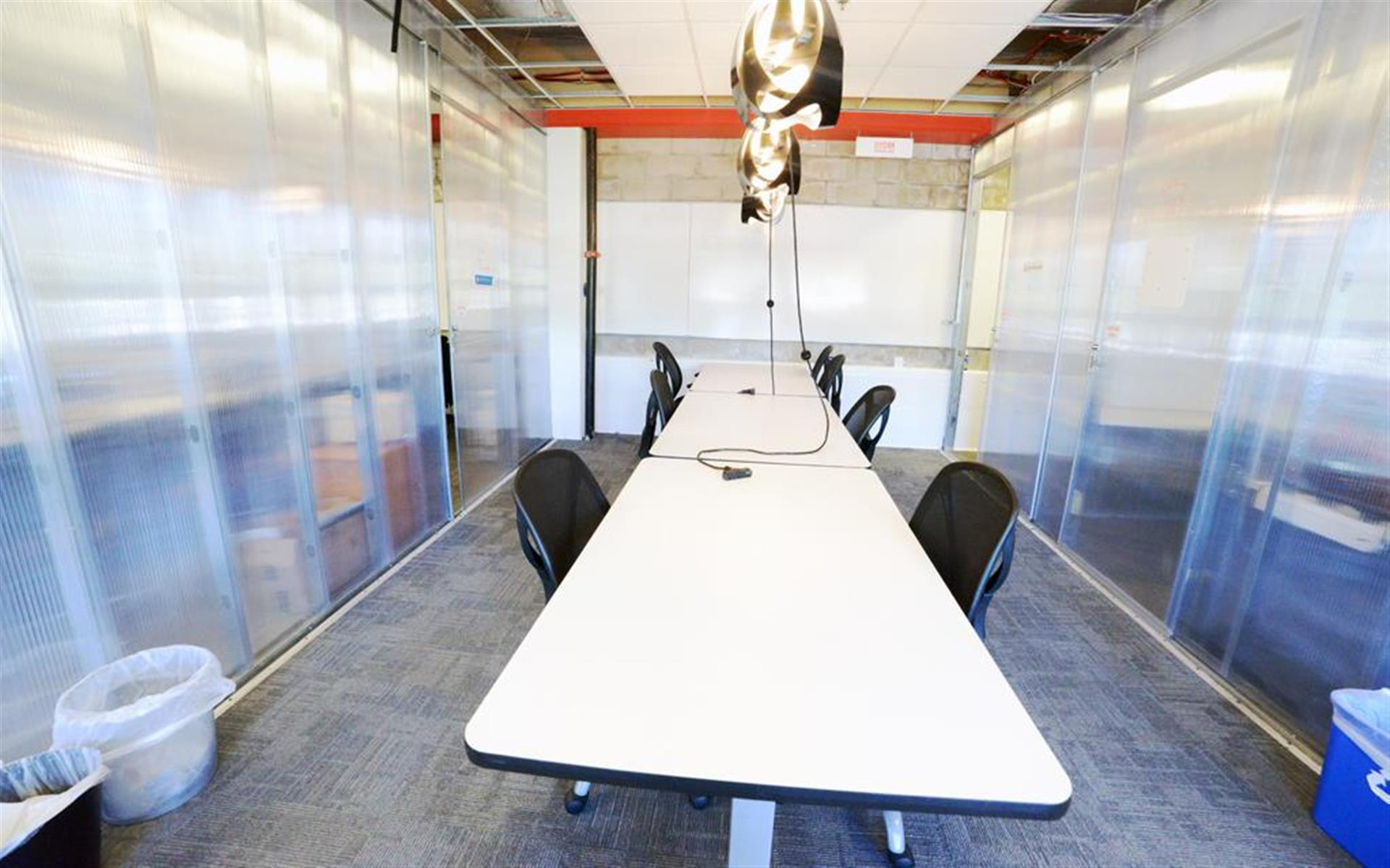Mission 50 - NJ's Premier Coworking Space - Open Desk Coworking for 8
