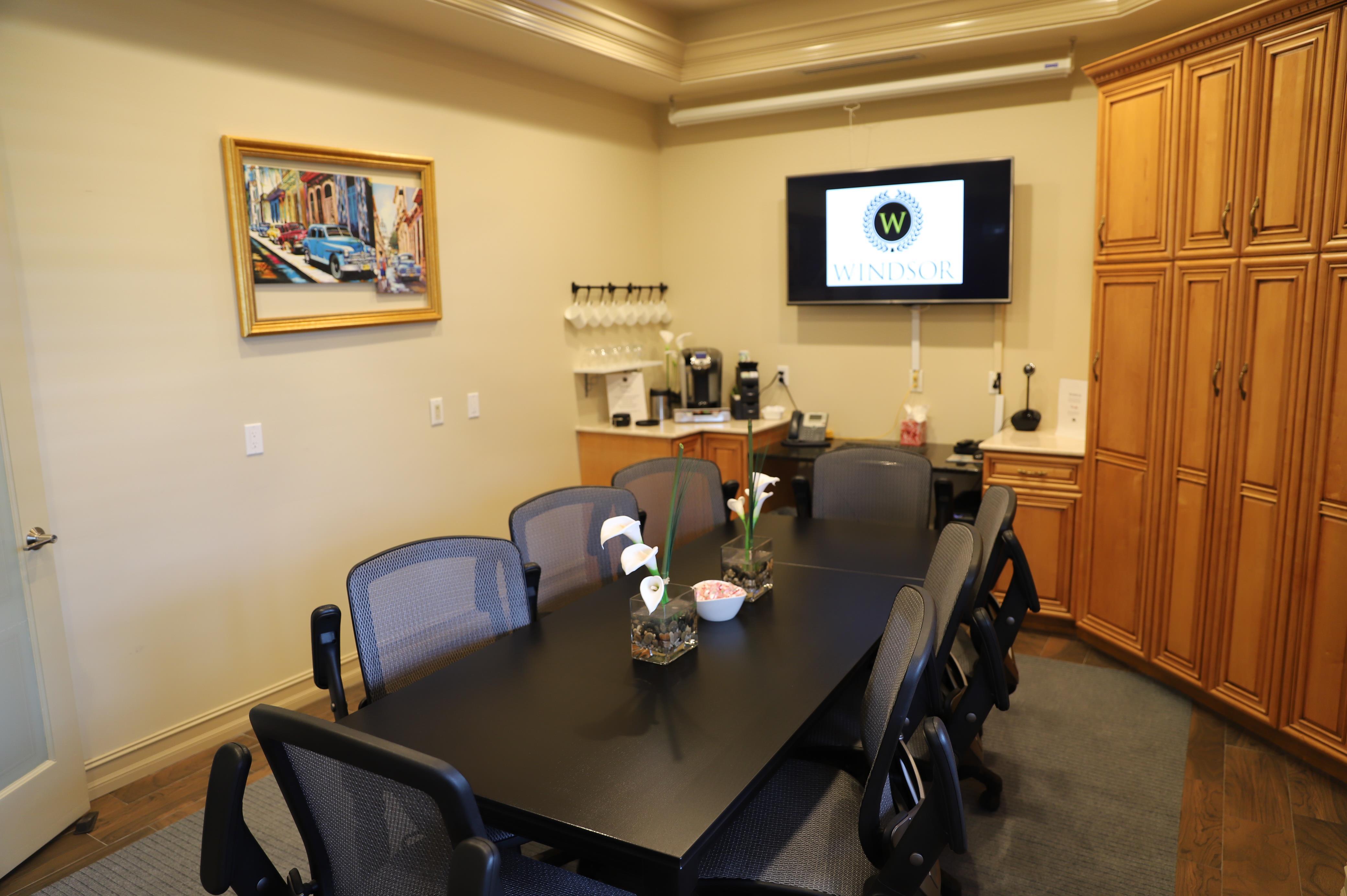 """Windsor """"Naples' Premier Meetings Venue"""" - Ratcliffe"""