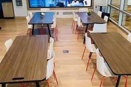 Capital One Cafe - Domain - Multi-Purpose Room
