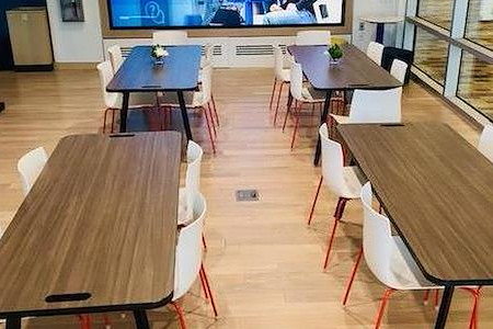 Capital One Cafe - Domain - Multi-Purpose Room
