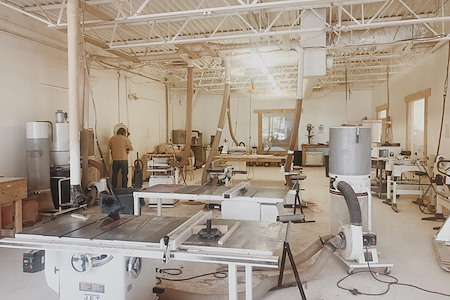 Fort Houston - Pro Makerspace Access