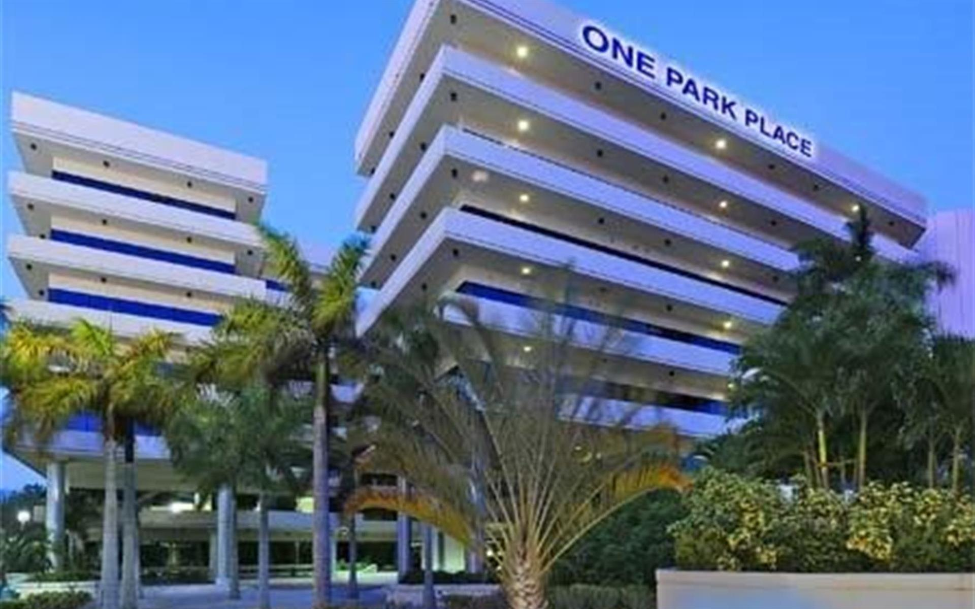 One Park Place Executive Suites - Guest Office