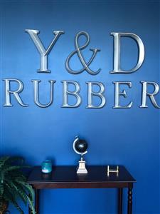 Logo of Y & D Rubber Co
