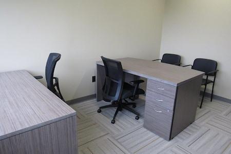 SkyDesk Parsippany NJ - Private office- 100 SQ feet