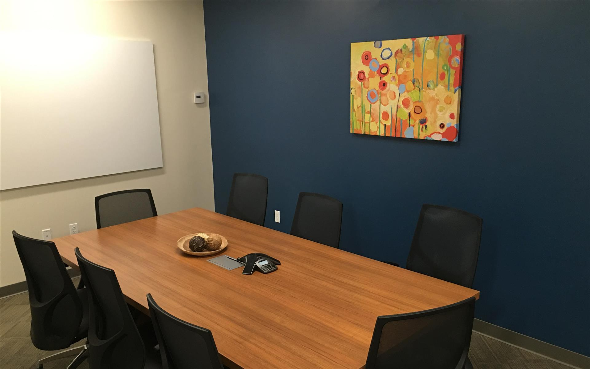 Office Evolution - Burlington - Medium Conference Room Burlington MA