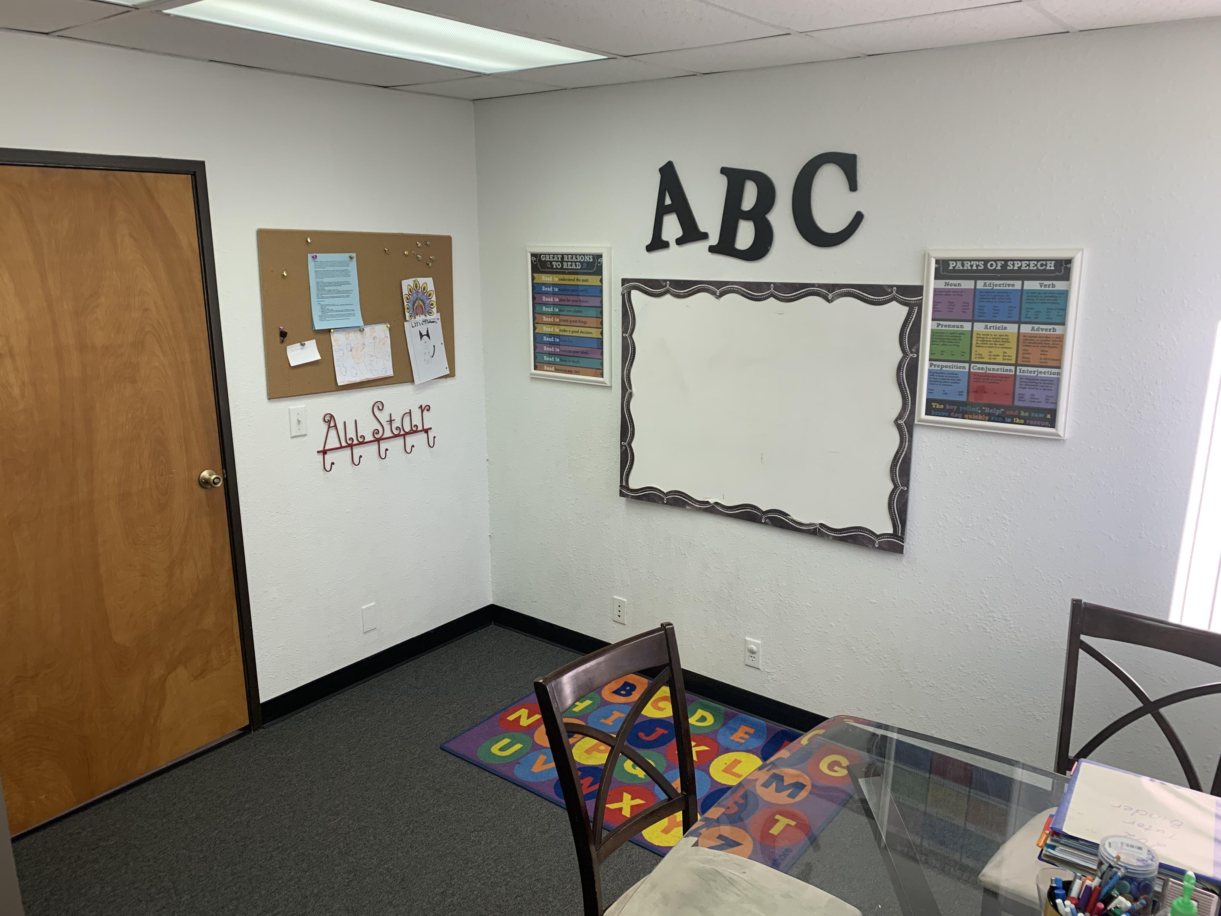 Henderson Learning Center - Office 1
