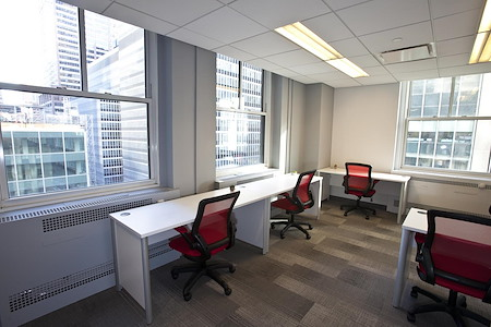 NYC Office Suites - 1270 Avenue of the Americas - 1270 Ave. of the Americas