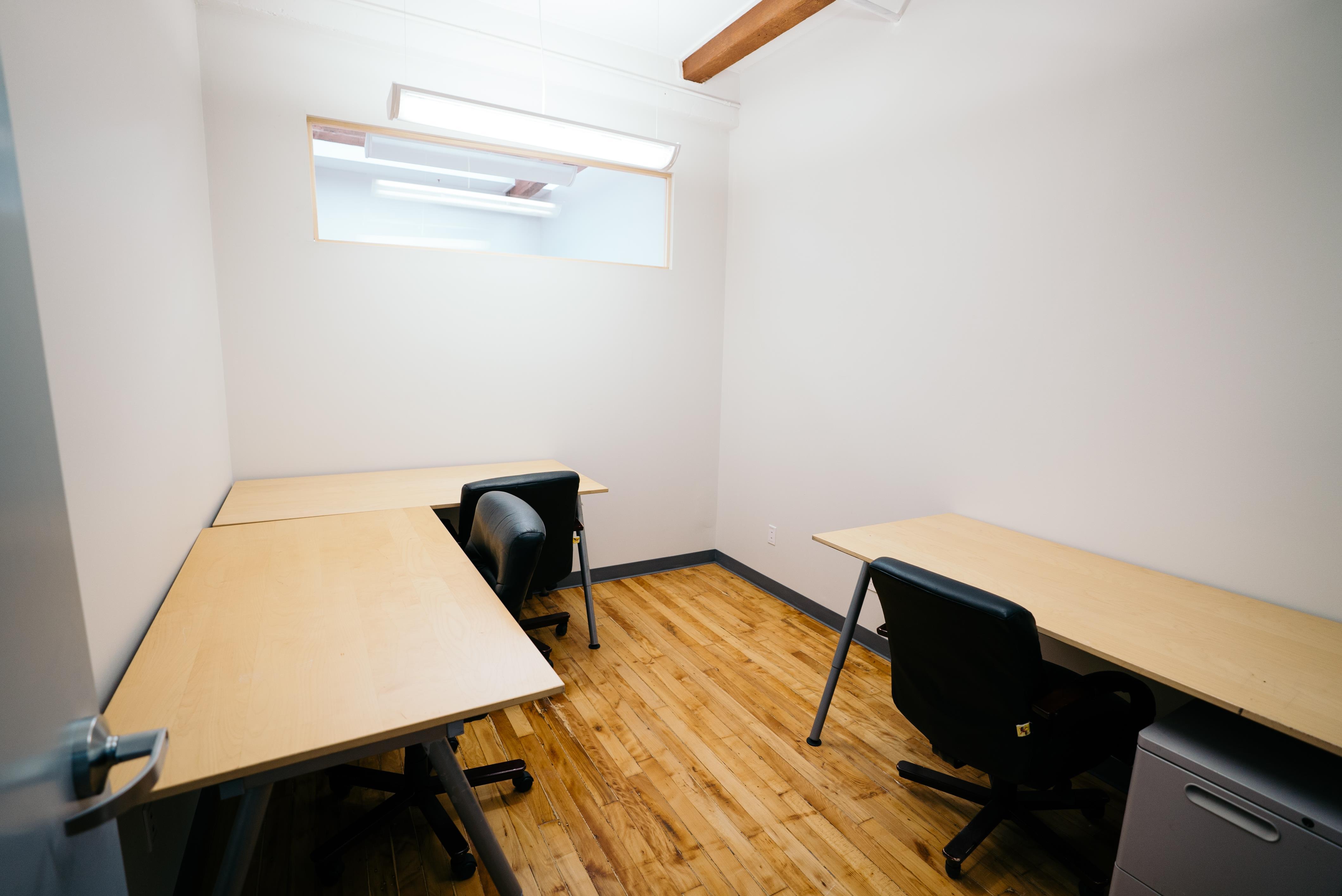 Coalition: Boston - Private Office for 3