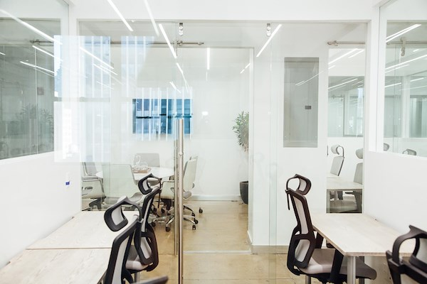 WorkVille Midtown NYC - Dedicated Desk in Private Shared