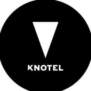 Logo of Knotel - 213 West 35th street