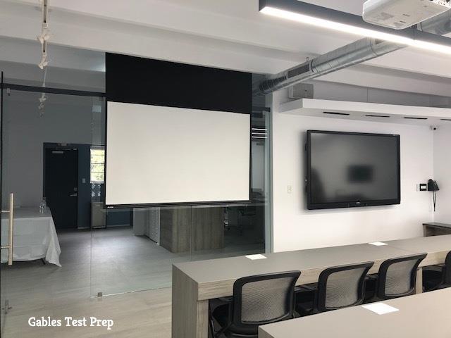 Gables Test Prep - Meeting Room 1