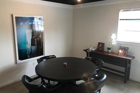 Kolektif: Coworking Space North Miami - Private Meeting Room for 6 at Kolektif