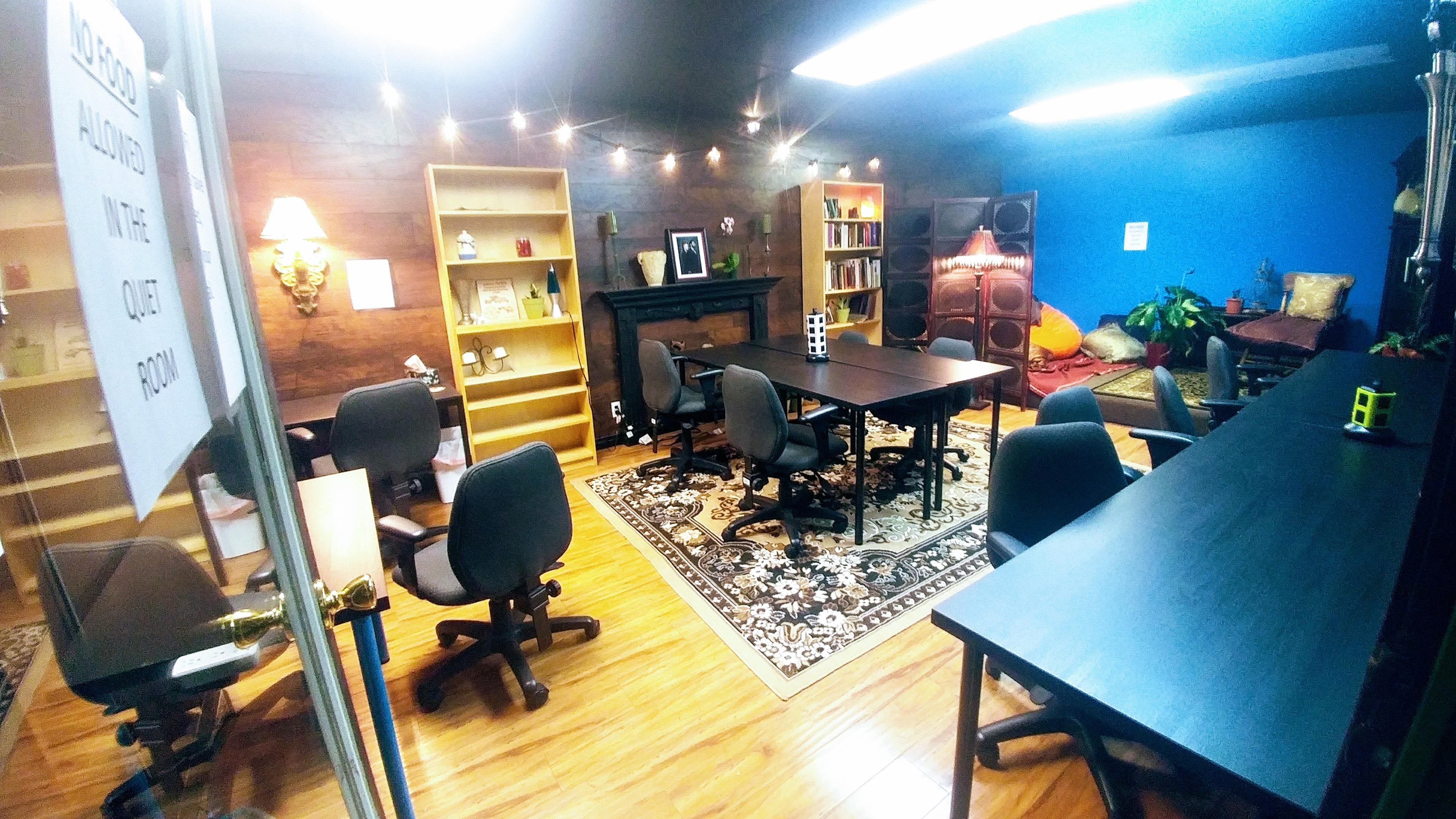 The Muse Rooms NOHO - Office 6A