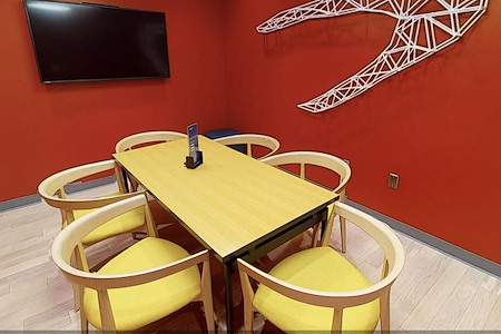 Capital One Café - Short Pump - Capital One Cafe Community Room