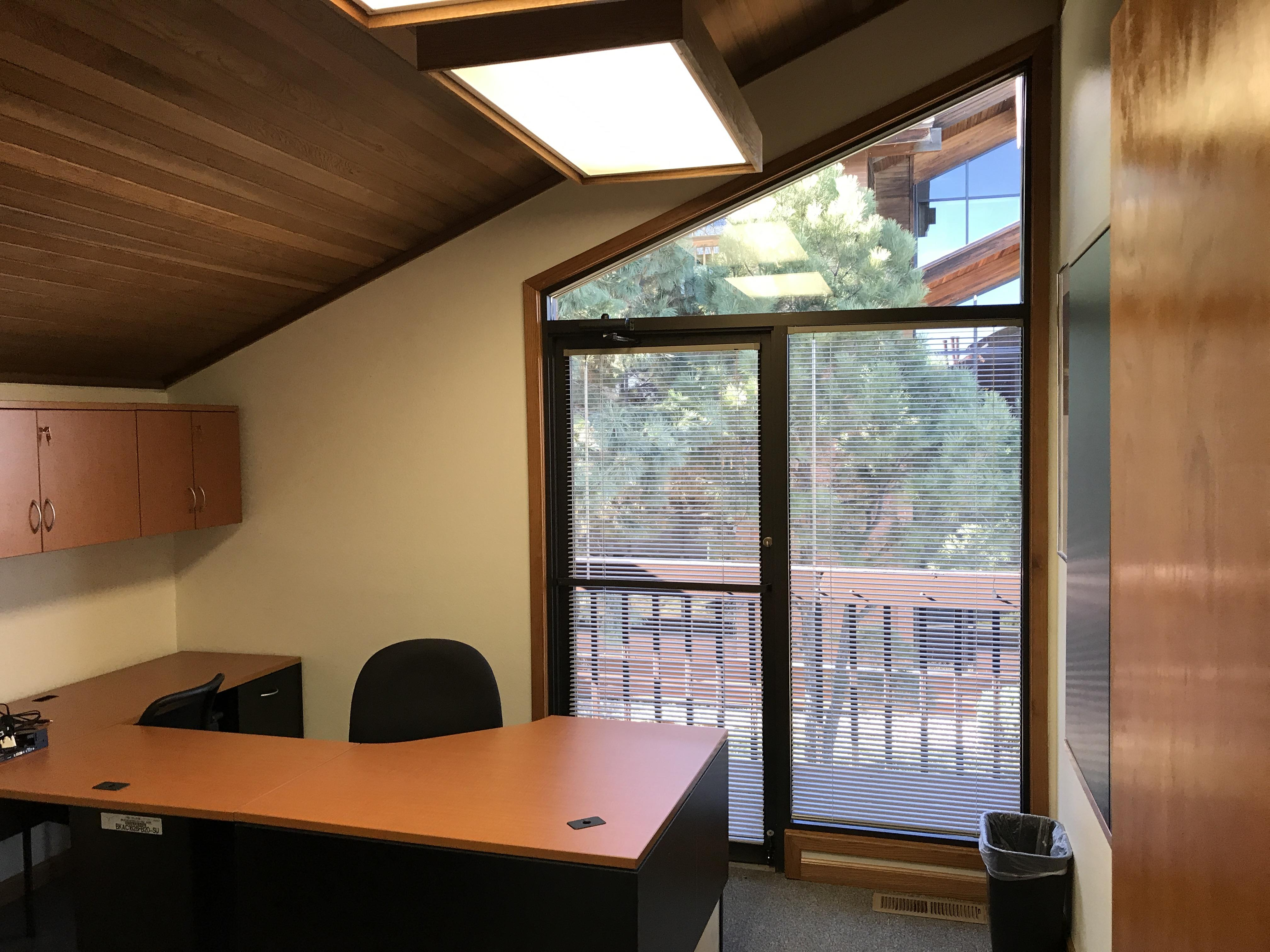 Mark Platek's - Private Office with Balcony