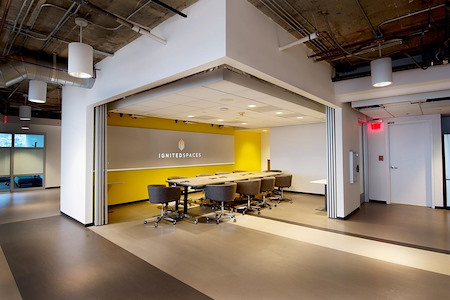IgnitedSpaces - Conference Room for 12 - WEEKDAY BOOKING