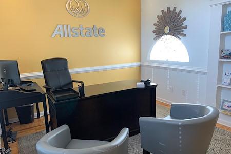 Billy Johnson Insurance Agency - Allstate - Desk 1