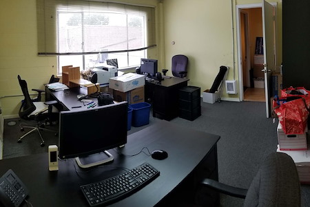 GreenLake Fitness - Office Suite 1