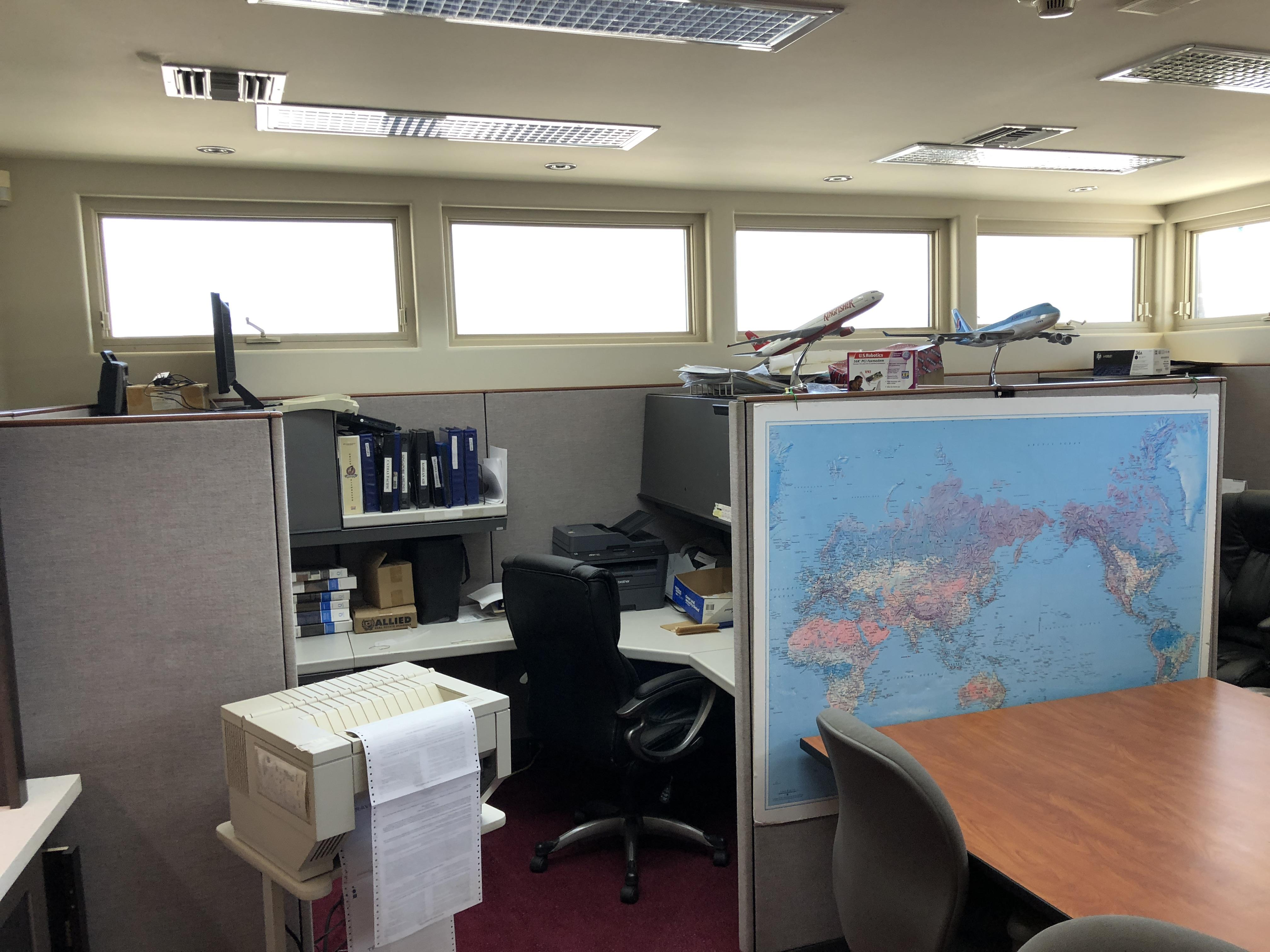Travel Merchants - Dedicated Desk 1