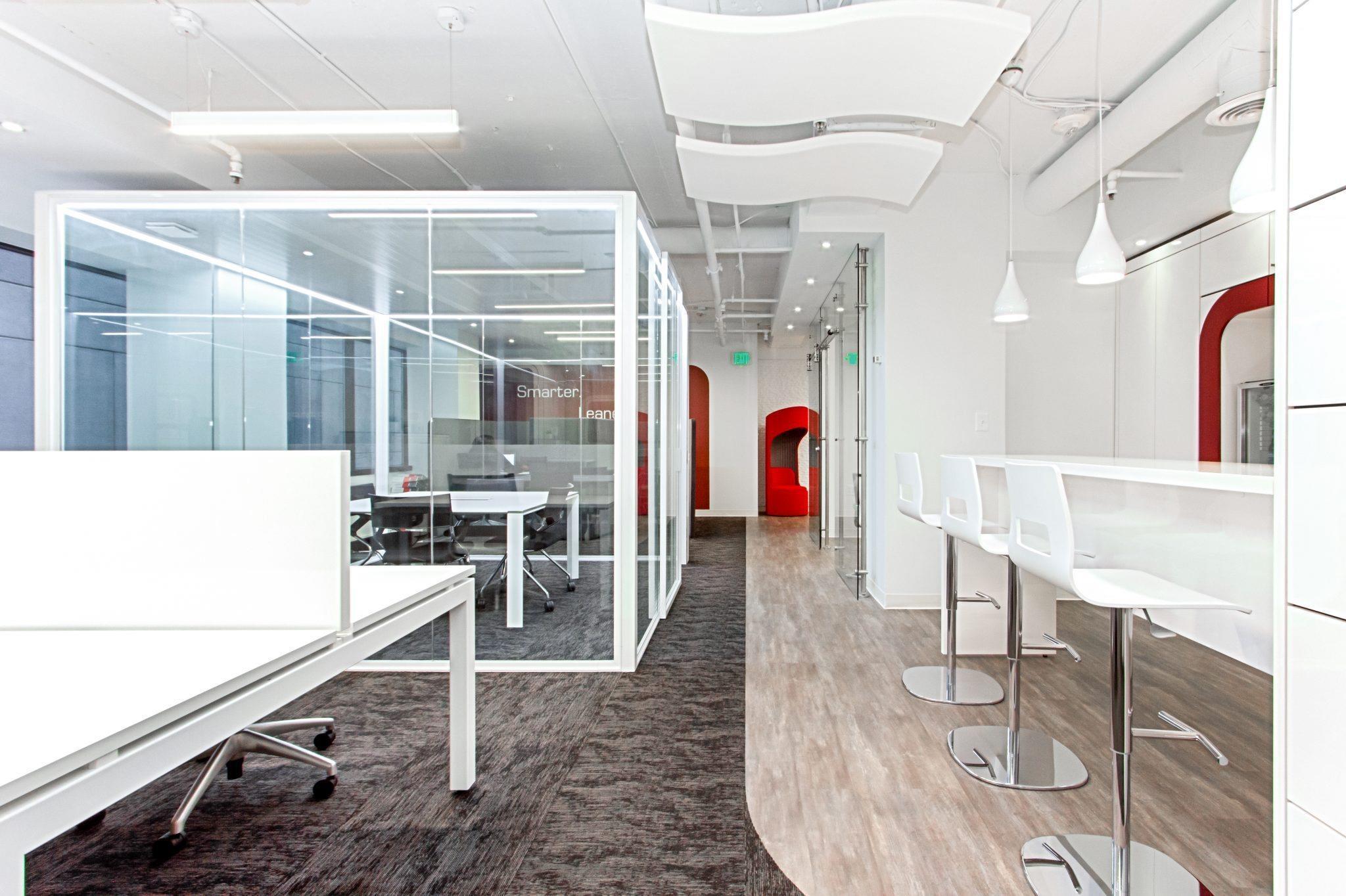 Regalmark, Inc. - Washington DC Office Modern Space
