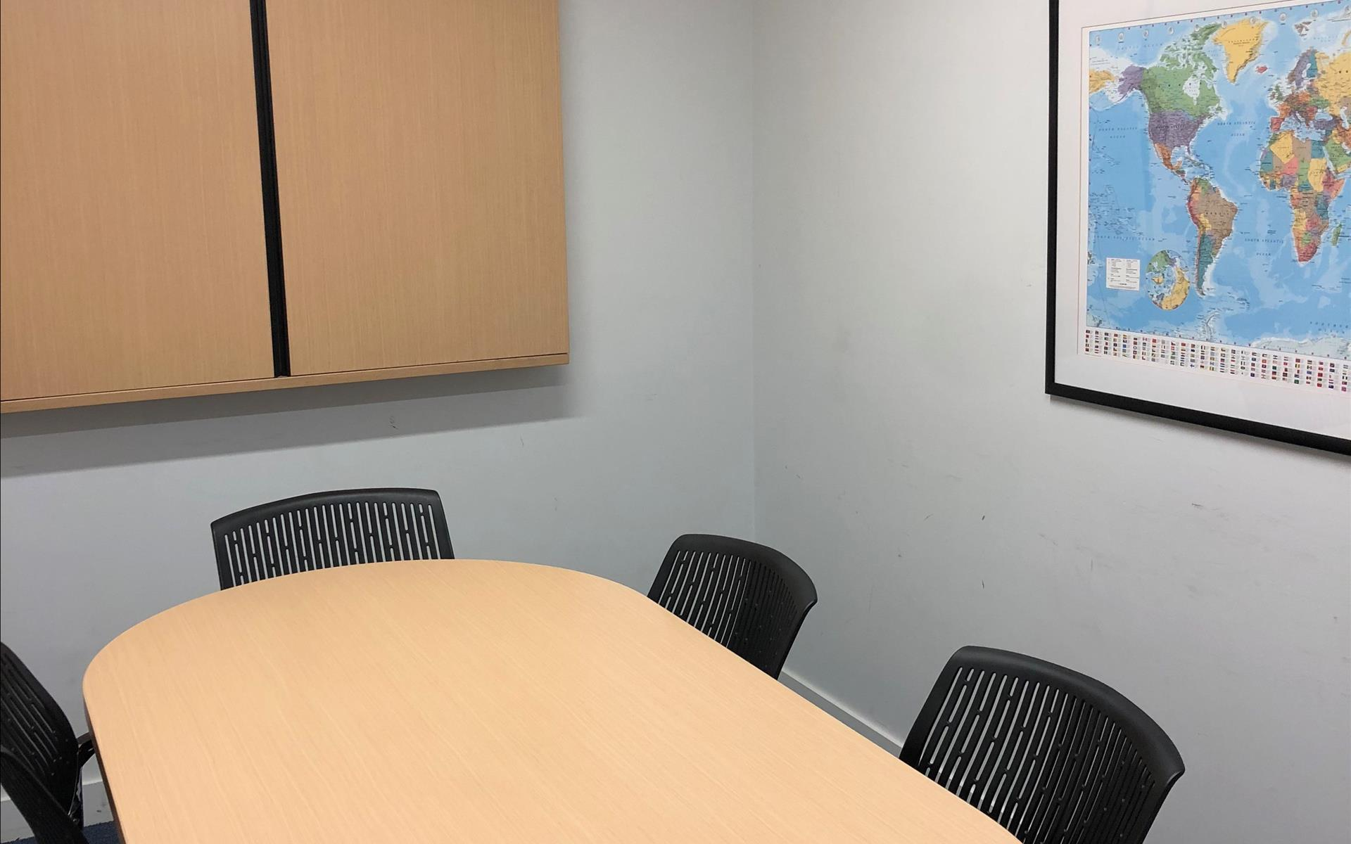 EC English Learning Centre - Times Square NYC - EC New York Conference Room