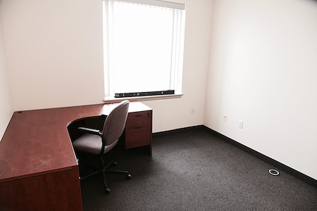 Pearl Street Business Center in Metuchen, NJ - Suite 214 - Private Office