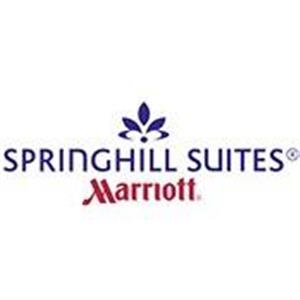 Logo of SpringHill Suites Boston Peabody
