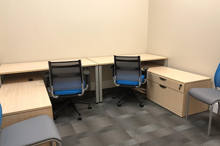 Focal Point Coworking - Private Office for 2 - Unit 4