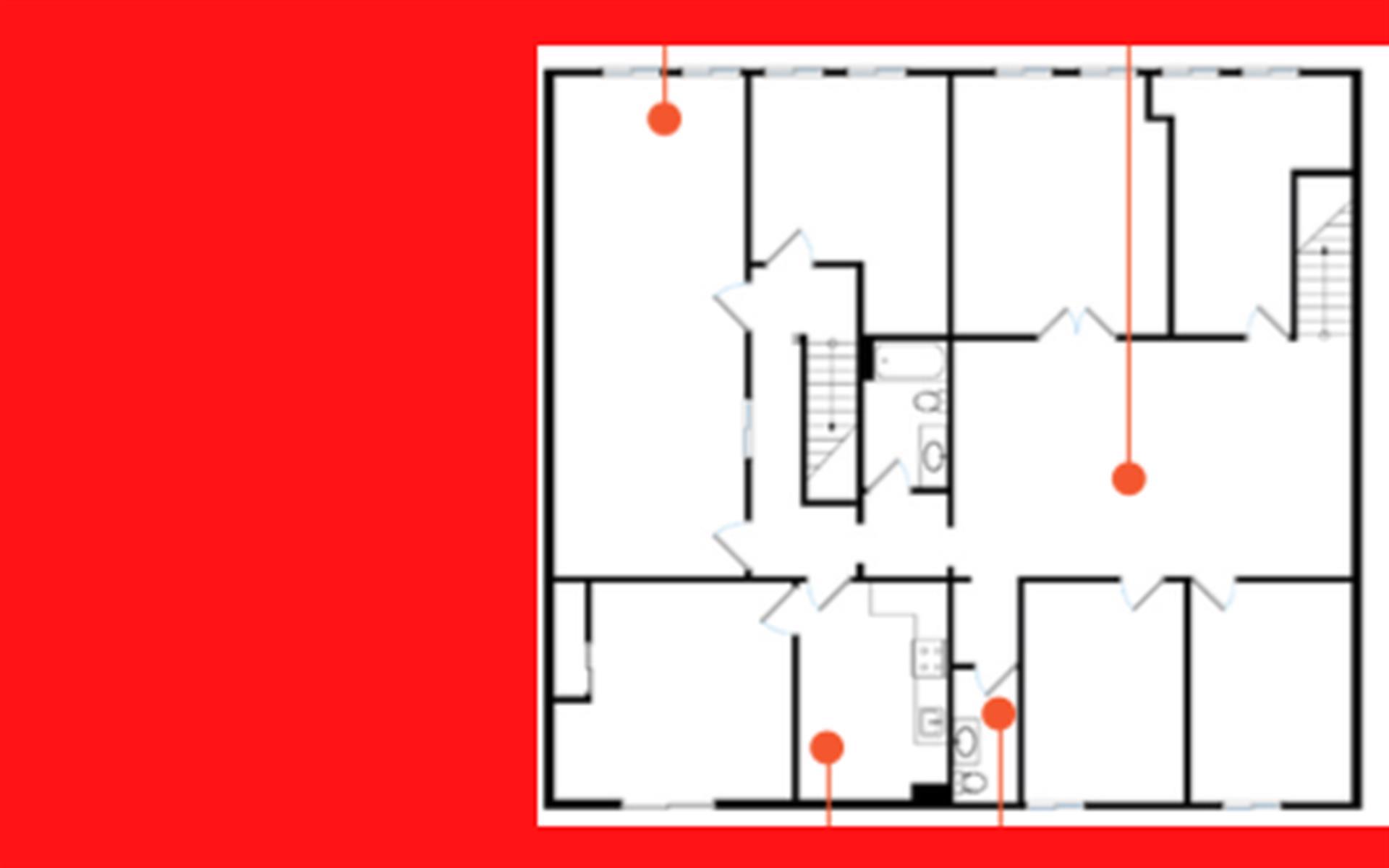 PINKKIWIBRAIN - Whole Floor (Monthly) - Unfurnished