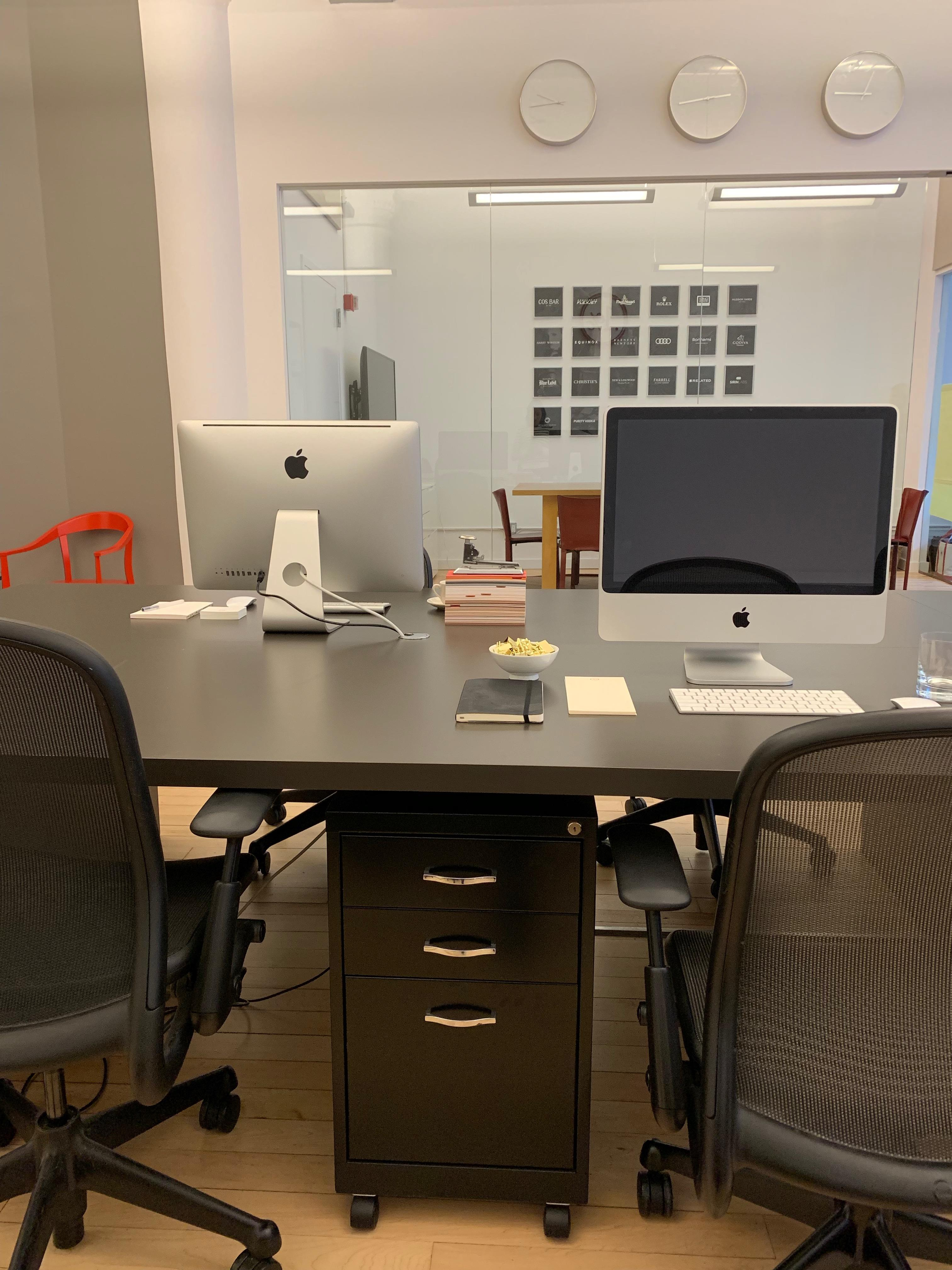 Point One Percent - Dedicated Desk in boutique luxury agency