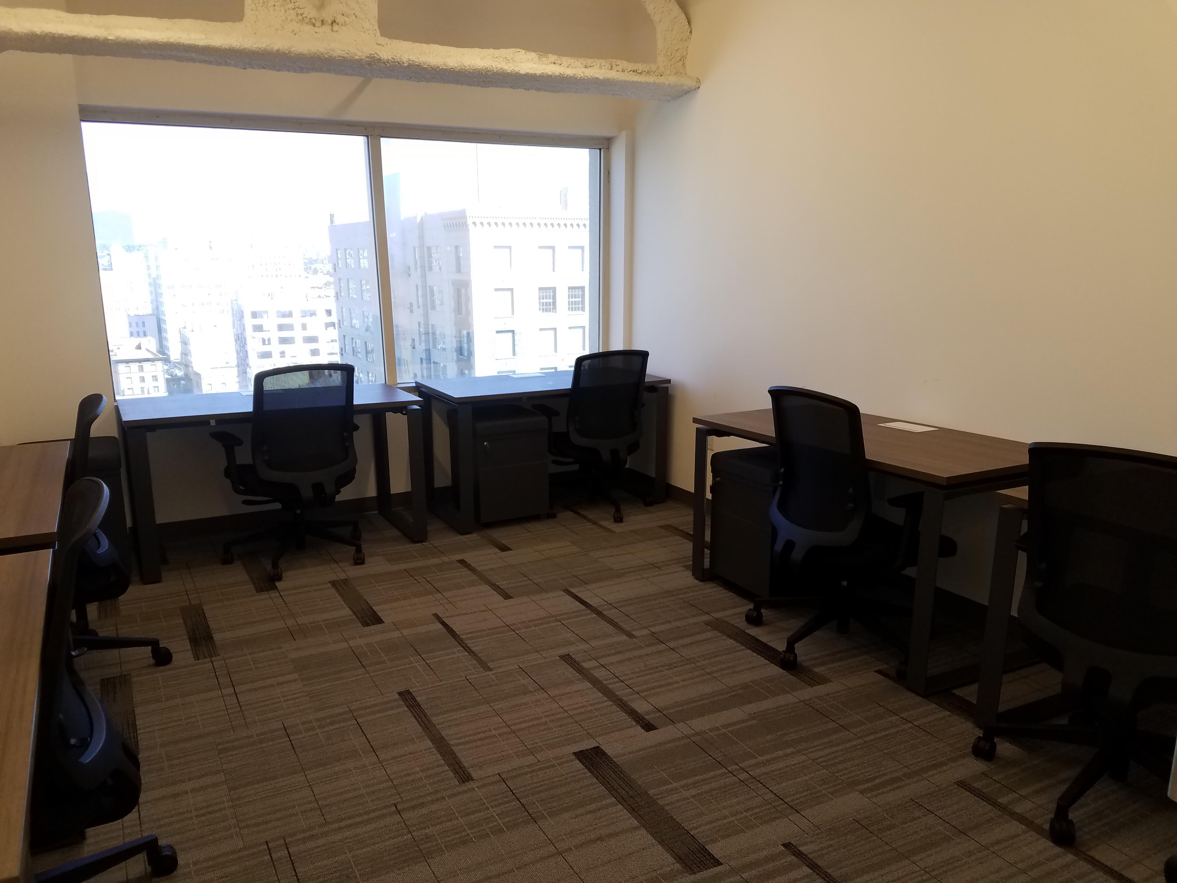IgnitedSpaces-East St. - Window office for up to 6