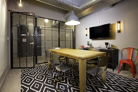 WorkHouse NYC | Midtown - Grand Central - Conference Room - 6th Fl (TV)