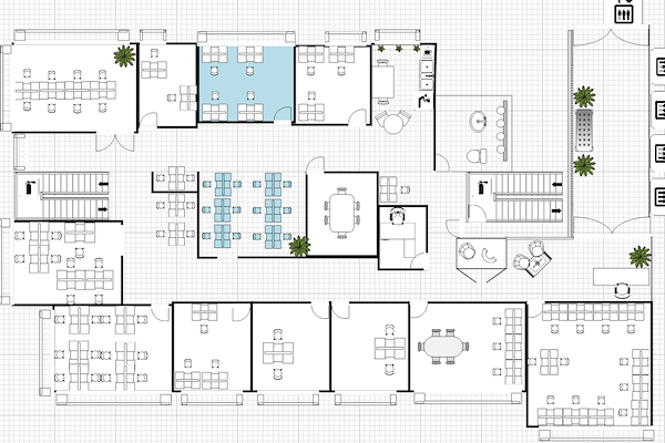 Coalition Space Grand Central - Grand Central Midtown Enterprise Suite