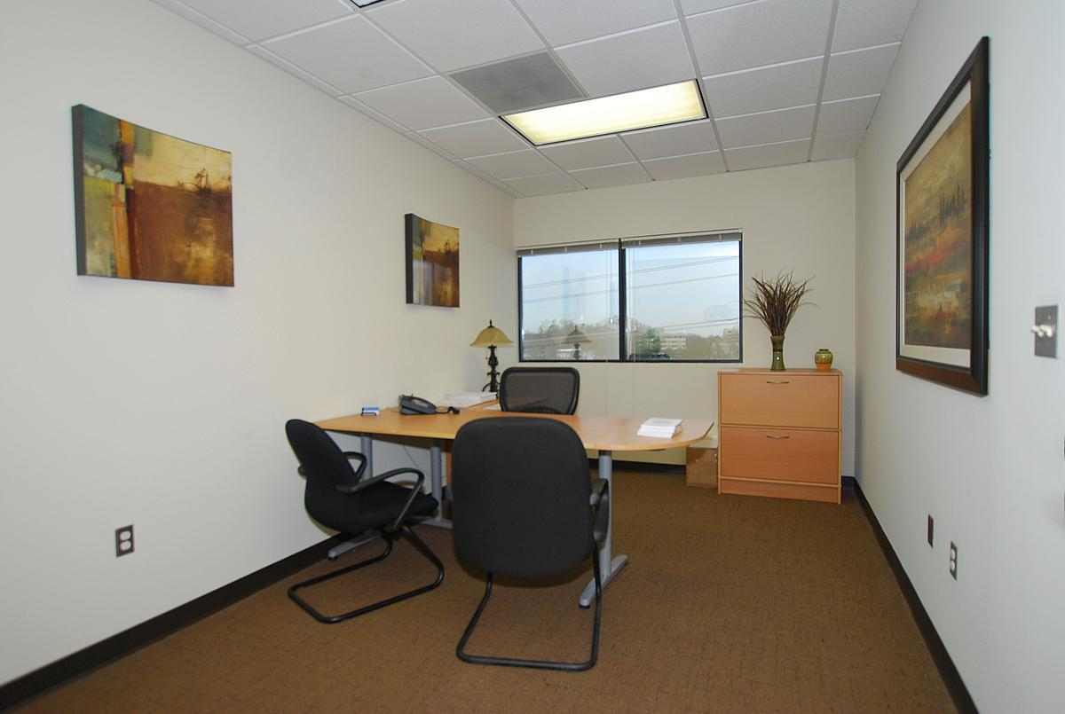 Amanda at YourOffice SouthPark - Private Exterior Office #532