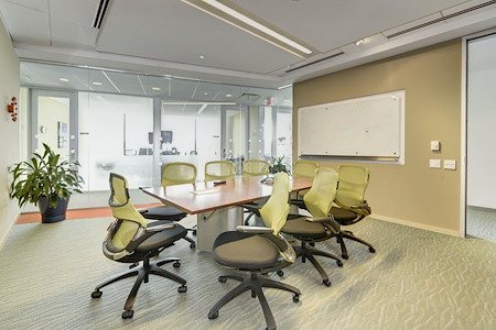 Carr Workplaces - Capitol Hill - Washington Conference Room