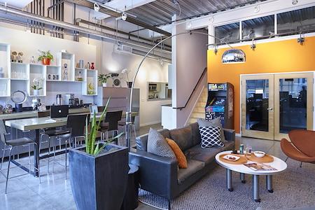 Umlaut Salon - Editorial/Post Production Studio in SOMA