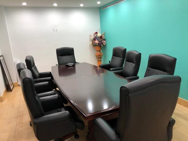 U.S Tech Construction Corp - Conference Room