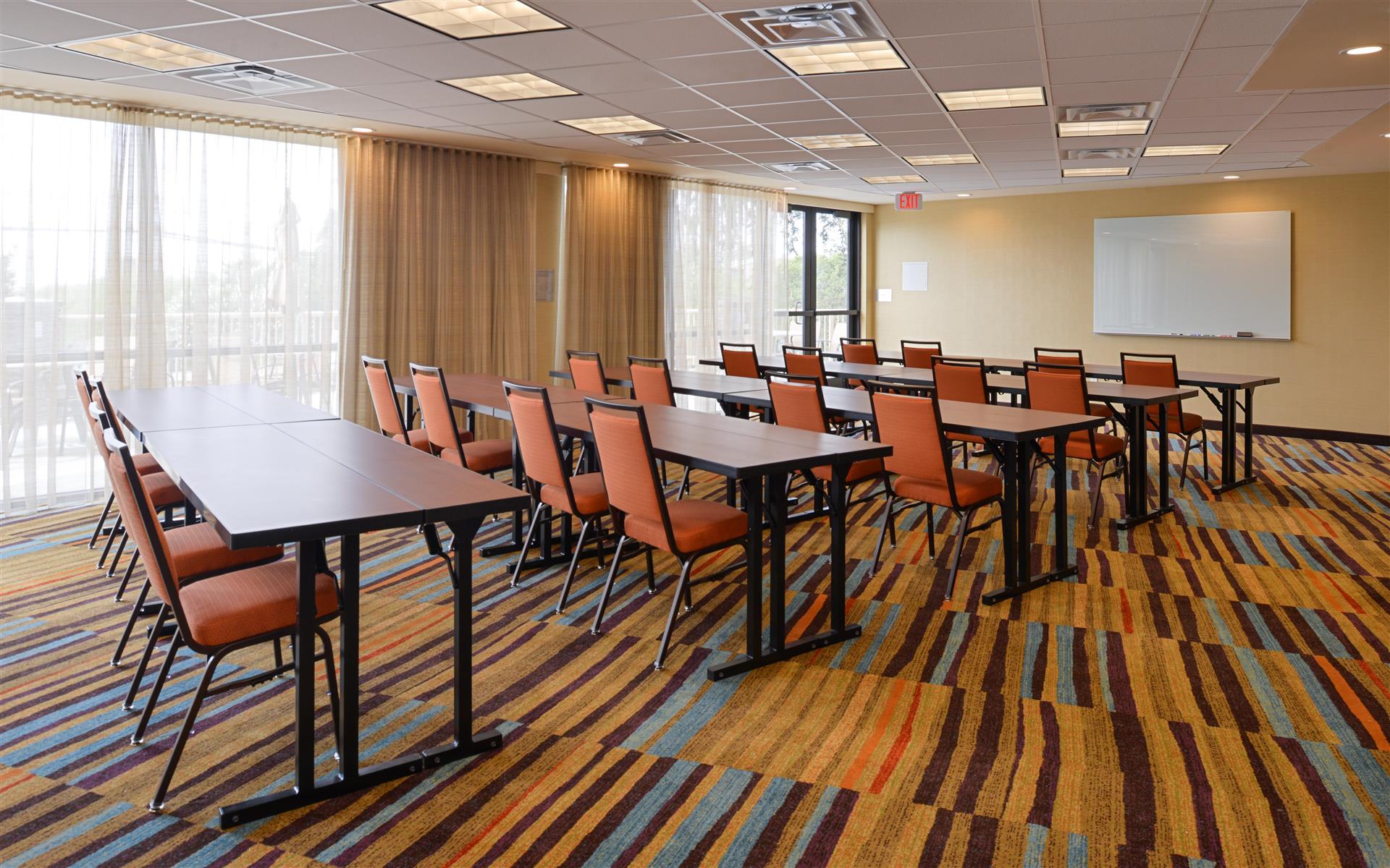 Fairfield Inn & Suites Santa Cruz - Meeting Room